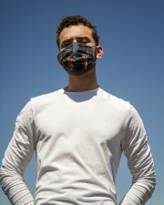 Love Dobermann Cloth face mask aos-face-mask-lifestyle-11