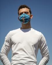 Leo Girl Cloth face mask aos-face-mask-lifestyle-11