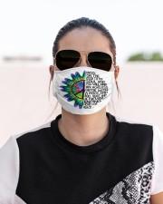 Hippie Lifestyle FM Cloth face mask aos-face-mask-lifestyle-02