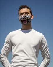 Tiger Cloth face mask aos-face-mask-lifestyle-11