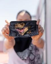 T-Rex  Cloth face mask aos-face-mask-lifestyle-07