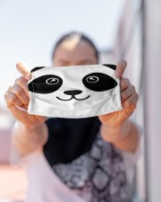 Love Animal Cloth face mask aos-face-mask-lifestyle-07