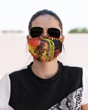 Love Firefighter Cloth face mask aos-face-mask-lifestyle-02