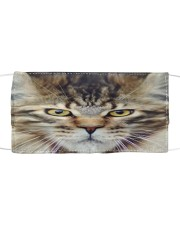 Love Maine Coon Cloth face mask front