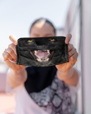 Love Panther Cloth face mask aos-face-mask-lifestyle-07