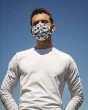 Love Labrador Dog Cloth face mask aos-face-mask-lifestyle-11