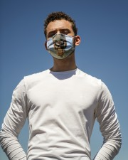 Love Horse Cloth face mask aos-face-mask-lifestyle-11