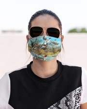 Duck Cloth face mask aos-face-mask-lifestyle-02