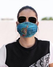 Taurus Girl Cloth face mask aos-face-mask-lifestyle-02