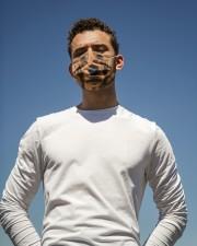 Love Spaniel English Cocker Cloth face mask aos-face-mask-lifestyle-11