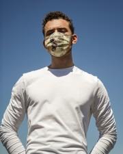 December Girl Cloth face mask aos-face-mask-lifestyle-11