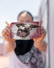 Funy Face Dog Cloth face mask aos-face-mask-lifestyle-07