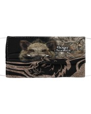 Love Hunting Cloth face mask front