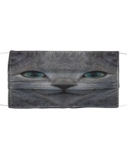 Love Russian Blue Cloth face mask front