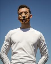 Love Golden Retriever Cloth face mask aos-face-mask-lifestyle-11