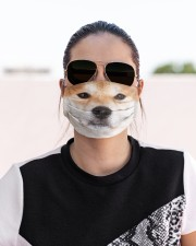 Love Shiba Inu Cloth face mask aos-face-mask-lifestyle-02