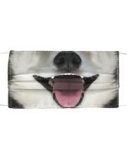Love Husky Cloth face mask front