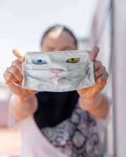Love Turkish Angora Cloth face mask aos-face-mask-lifestyle-07