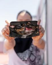 Funy Face Dog Cloth face mask aos-face-mask-lifestyle-07
