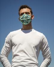 Love Dog Cloth face mask aos-face-mask-lifestyle-11