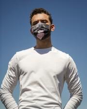 Love Pitbull Bleh Cloth face mask aos-face-mask-lifestyle-11