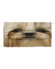 Love Shih Tzu Cloth face mask front