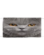 Love British Shorthair Cloth face mask front