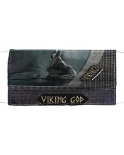 Love Viking Cloth face mask front