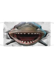 Love Shark Cloth face mask front