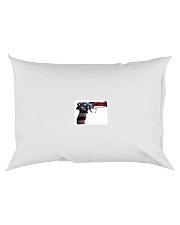 The Comfort PILLOW Gun  America  Rectangular Pillowcase back