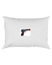 The Comfort PILLOW Gun  America  Rectangular Pillowcase front