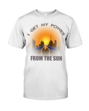 I get my power from the sun Premium Fit Mens Tee thumbnail