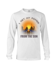 I get my power from the sun Long Sleeve Tee thumbnail