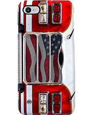 Phone Case Firefighter Truck Phone Case i-phone-7-case