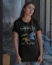 Be Kind Classic T-Shirt apparel-classic-tshirt-lifestyle-08