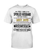 cucu-gifts for huband Classic T-Shirt front