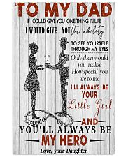 Poster Gift for Dad dadd Vertical Poster tile
