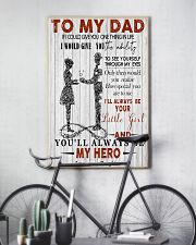 Poster Gift for Dad dadd 16x24 Poster lifestyle-poster-7