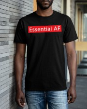 essential AF Classic T-Shirt apparel-classic-tshirt-lifestyle-front-40