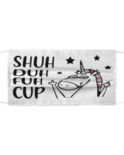 Shuh duh fuh cup - Unicorn Cloth face mask thumbnail