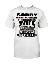 Perfect gift for husband - Premium Classic T-Shirt front