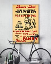 Poster - Bonus dad 16x24 Poster lifestyle-poster-7