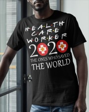 healcare worker 2020 Classic T-Shirt apparel-classic-tshirt-lifestyle-front-39