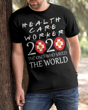 healcare worker 2020 Classic T-Shirt apparel-classic-tshirt-lifestyle-front-51