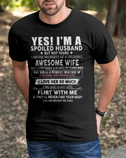 spoiled husband den Classic T-Shirt apparel-classic-tshirt-lifestyle-front-52