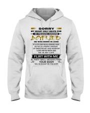 sorry-boyfiend6 Hooded Sweatshirt tile