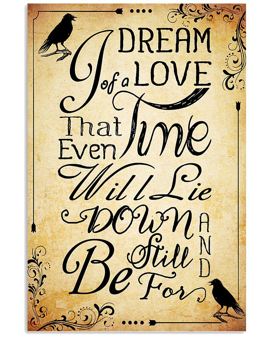 Dream - Love 11x17 Poster