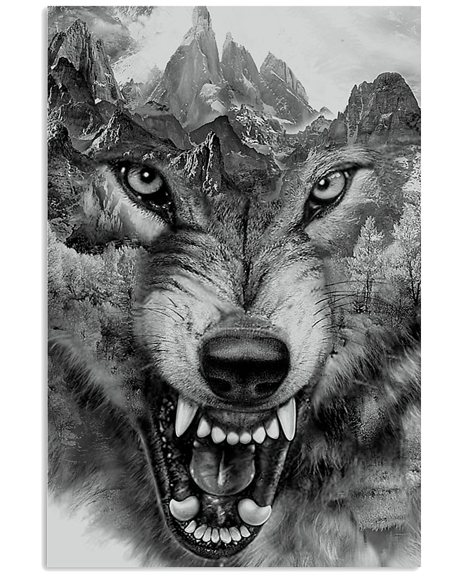 Wolf - limited edition 11x17 Poster