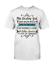 My Darling Girl Classic T-Shirt tile