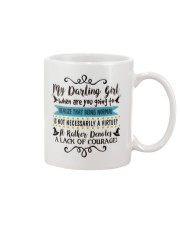 My Darling Girl Mug thumbnail